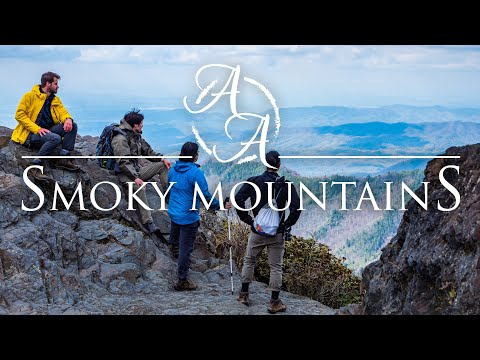 Hiking the Breathtaking Trails of Mt. Le Conte - Great Smoky Mountains 4K