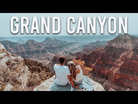 Grand Canyon National Park - why YOU SHOULD visit the NORTH RIM