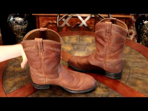 Ariat Heritage Roper Western Boots