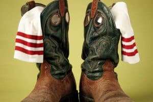 How to choose the best socks for cowboy boots