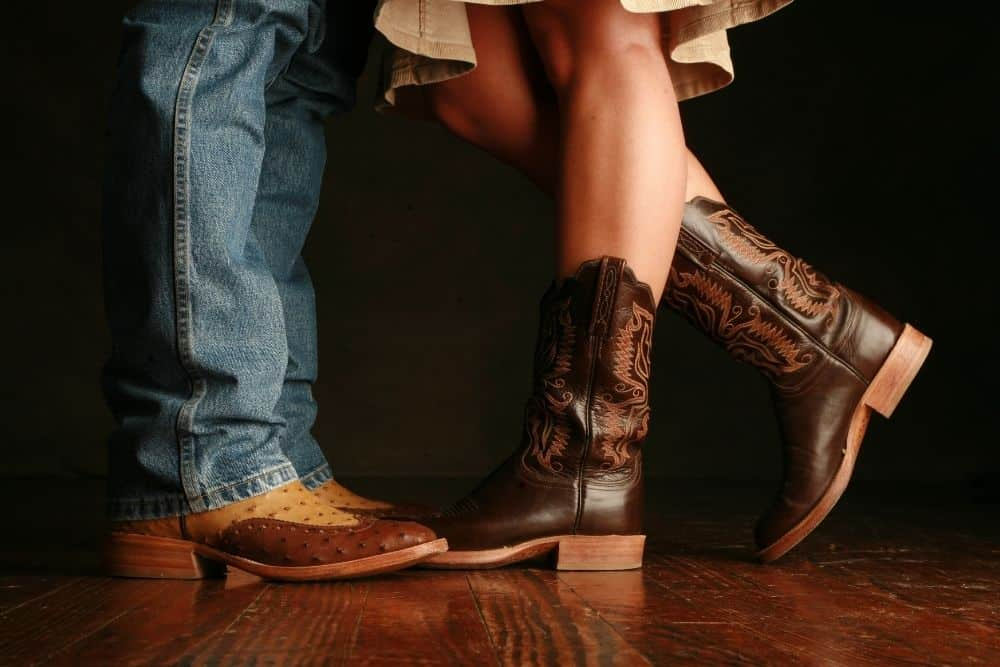 Best Cowboy Boots to Wear with Dresses