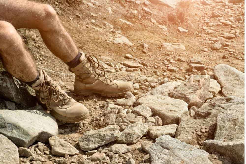 "Tactical boots are one of the most versatile boots in the world. They can be used to conquer rough roads, dangerous cliffs, or simply to win outdoor games. There is one common question we get very often from hikers: ""Can I use tactical boots for hiking?"" This is a very interesting question. There are many good reasons for footwear makers to produce hiking boots with a lot of outstanding features for hikers only. But what if a day you don't want (or can't) use hiking boots for hiking (for whatever reason)? Or what if a friend invites you on a hiking trip but you don't have any hiking boots except tactical boots at home? Can tactical boots be used for hiking? We'll cover all for you and compare these two boots with their pros and cons to help you find out if tactical boots can be used for hiking. Shall we?"