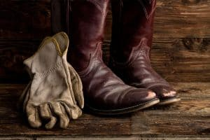 To sum it up, you can use the following methods to darken cowboy boots: use conditioner, shoe polish, dye, or household items like animal oil, vegetable oil, vaseline,… The steps to make cowboy boots darken are simple: make sure they stay clean, then coat them with a conditioner (or shoe polish, oil, leather recoloring balm, leather darken oil, vaseline…) and finally keep them dry. Then wait for them to change color. However, with some methods like using a household item or conditioner, you may have to wait a certain time to see results. In our opinion, the most effective methods are dyeing, using shoe polish, leather darken oil or leather recoloring balm. It may take time to do this, but you can get the results quickly with the even color of your boots. Good luck!