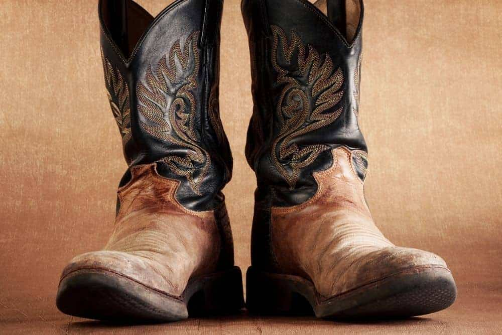 "One day you realize that your cowboy boots are old and you no longer recognize the color that was once so impressive. You suddenly have an intention, ""why don't I make my cowboy boots darker?"" This way, you can restore its cool appearance, the look that once took over your heart. So, you turn on your phone and search for ""How can I darken my cowboy boots?"". You see From The Guest Room, right here, at this post. Welcome to the website that provides solutions for your cowboy boots problems. Shall we?"