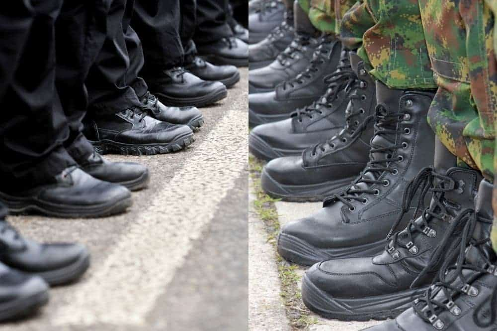 Many people confuse tactical boots and combat boots, which is understandable because these 2 types of boots share many similarities. For example, they both serve the military, police, law enforcement,… But, if you think that combat boots and tactical boots are exactly the same, then that's wrong. In general, tactical boots and combat boots have a lot of different characteristics, and I believe those differences are the key factors for you to choose the type of boots you need. What is the difference between tactical boots and combat boots? We will let you know!