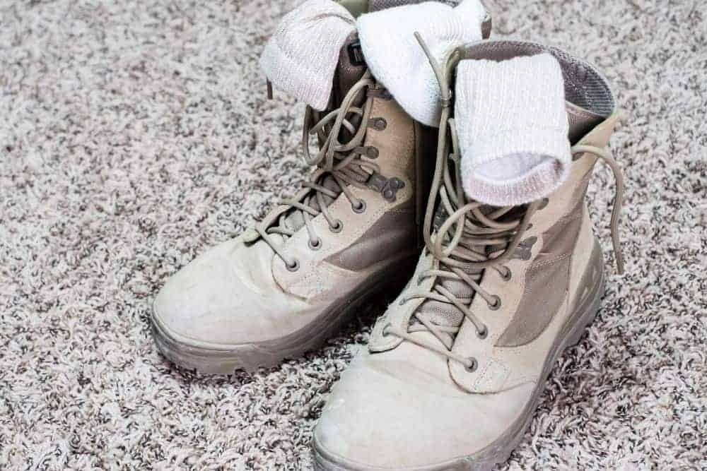 Socks can be seen as an overlooked part of your overall tactical outfit. But it's more crucial than you realize. It contributes greatly to keep your feet healthy and your tactical boots well-maintained. Check out these 10 best socks to wear with tactical boots below. Socks ain't just a sort of winter accessories. Anyone who has to wear boots/ shoes regularly for work or outdoor activities knows how important sock quality is. It plays a big role in making wearers move comfortably as well as protecting the feet well. For those who experience wearing tactical boots daily, the purpose of getting the right pair of socks even becomes vital. You may not want a pair of fast-tearing socks when you have to run for miles every day. You also don't want to get into trouble every day with a pair of socks that becomes stiffer over time that rubs against your ankles and scratches your skin. A good pair of socks will help keep the feet clean. In addition, it also protects the inner surface of the boots from direct contact with sweat, resulting in the extended longevity of your expensive tactical boots. If you are really wondering what socks to wear with tactical boots and how to choose the most suitable ones, read out this article below to find the answer.