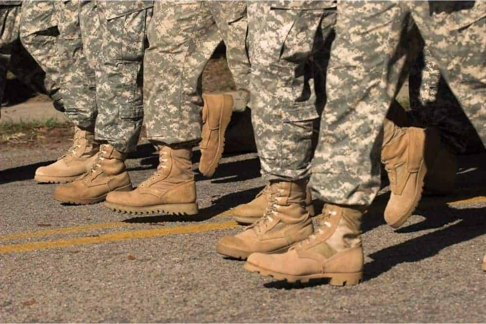 The answer is Yes, they are, but not all of them. When it comes to tactical boots, you may immediately refer to military boots that are heavy, rigid, and somewhat less flexible. However, what we mention in this answer is all about modern tactical boots. These inventive tactical boots have improved a lot to both maintain the same old characteristics such as excellent protection and maximum comfort, while still giving the wearer feelings as light and smooth as sports shoes during your long run. Since the US military has announced the AR670-1 Compliant for a boot that allows professional soldiers to get their own footwear as long as the boots satisfy the required standards, modern tactical boots are something far better in comfortability than before. They are made of leather with nylon/ textile uppers that help increase the level of flexibility, breathability and lightweight. What else makes modern tactical boots better options than sports shoes for running?