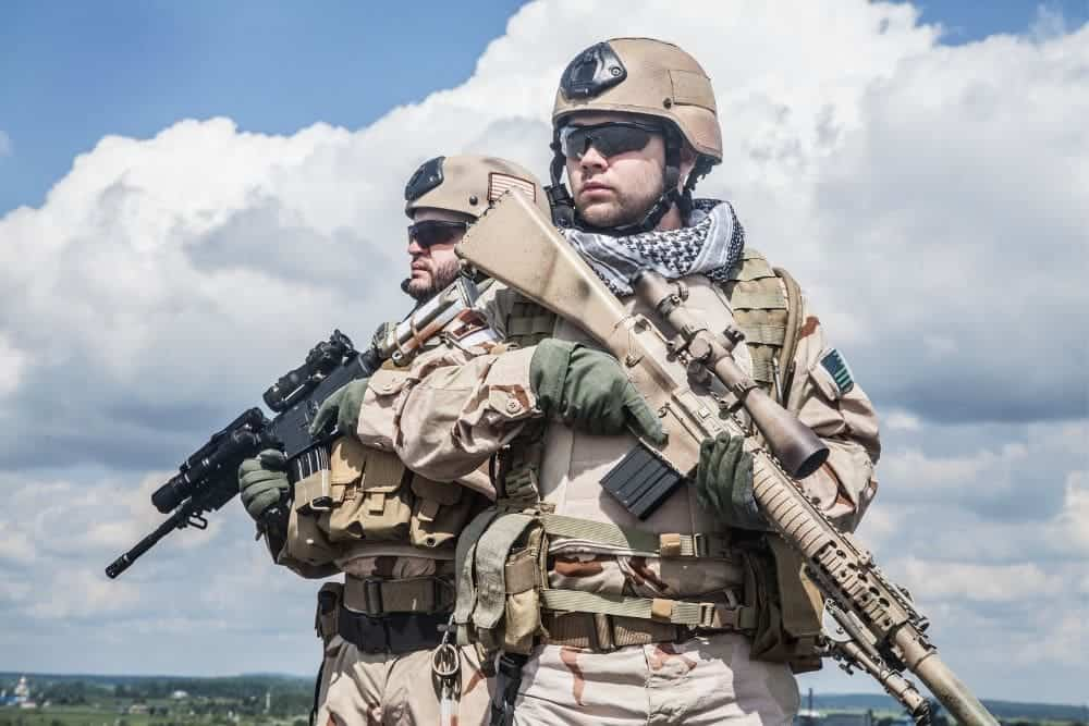What Tactical Boots Do Navy Seals Wear?