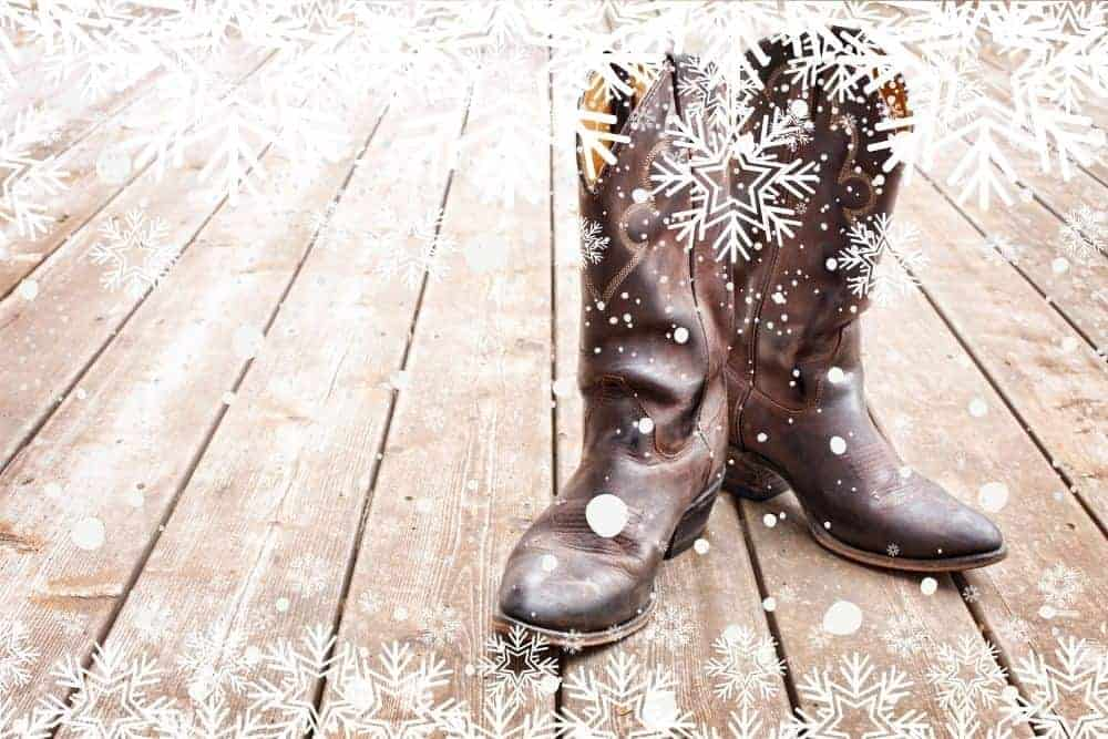 How Do You Winterize Cowboy Boots?
