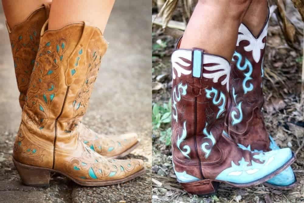 How To Keep Cowboy Boots from Rubbing Leg?