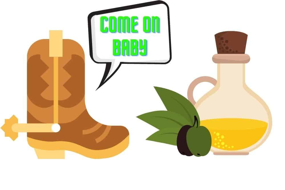 What Kind of Oil Do You Use on Cowboy Boots?