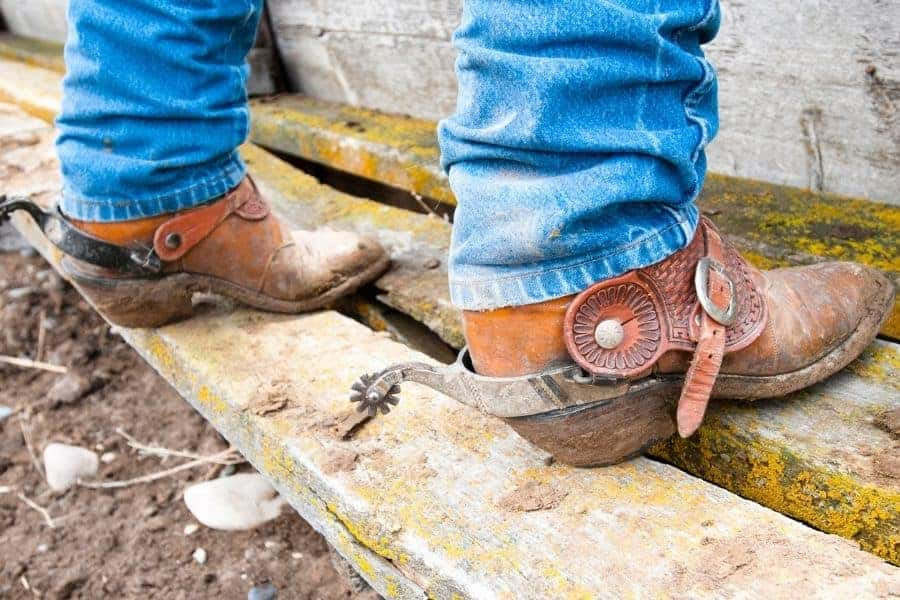 Are Cowboy Boots Good for Construction?