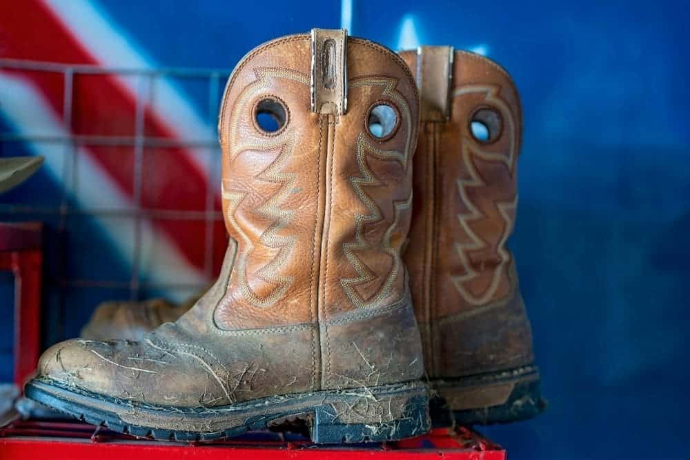Are Cowboy Boots Good for Mud?