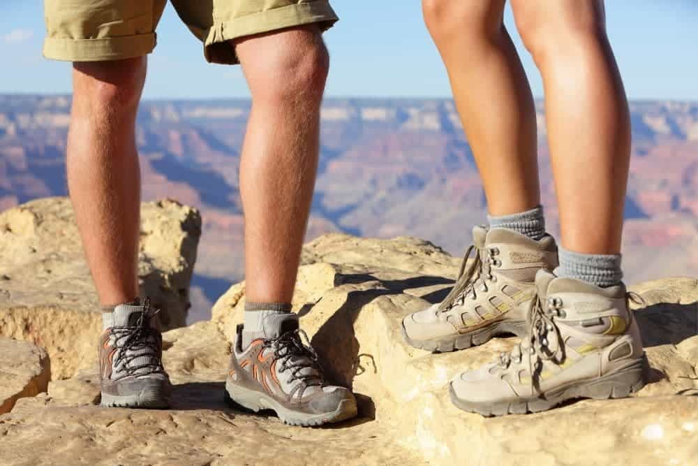 Do I Need Hiking Boots for Grand Canyon, Yellowstone