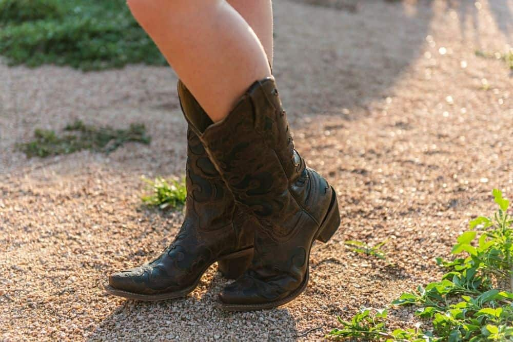 Are Cowboy Boots Hot in The Summer