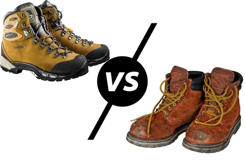 Can Hiking Boots be Used as Work Boots
