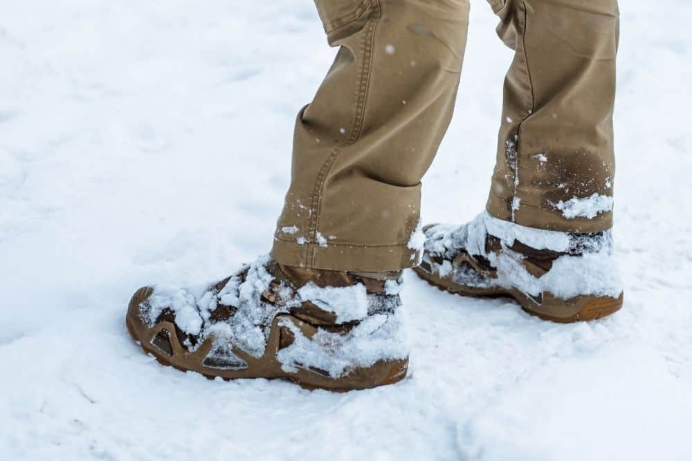 Best Cold Weather Tactical Boots