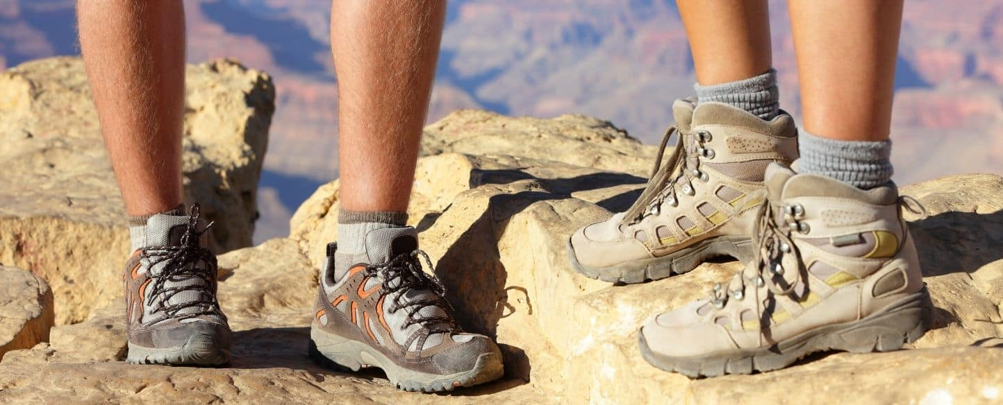 ALL YOU NEED TO KNOW ABOUT HIKING BOOTS