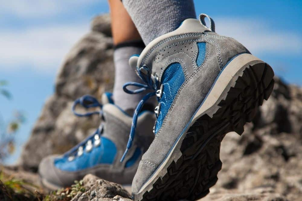 hiking boots for running