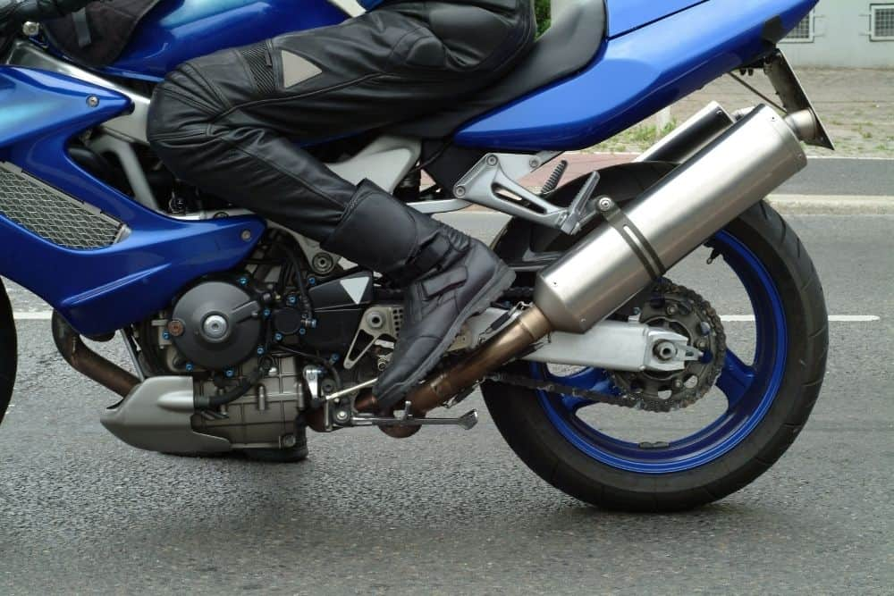 motorcycle boots with high protection
