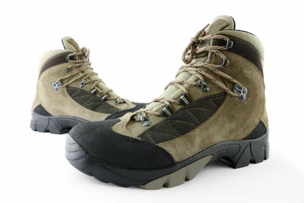 new hiking boots need stretching